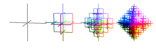 Greek cross 3D 1 through 4.png