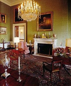 Green Room White House