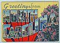 Greetings from North Carolina (PhC 120 27 Back) (6191342783).jpg
