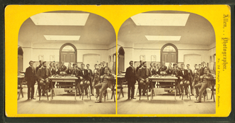 Edward L. Allen - Image: Group of men around a table at M.I.T, by E. L. Allen