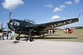 Grumman TBM-3U Avenger 91188 N108Q Flight 19 FT-28 23307 Incorrect LSideFront TICO 16March2014 (14669960831).jpg