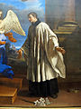 Guercino, vocazione di san luigi gonzaga, 1650 ca. 02.JPG