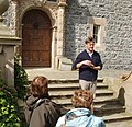 Guided tour of Killyleagh Castle - geograph.org.uk - 1581390.jpg