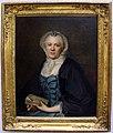 Guillaume voirot (attr.), ritratto di donna con una rivista, 1750-90 ca..JPG