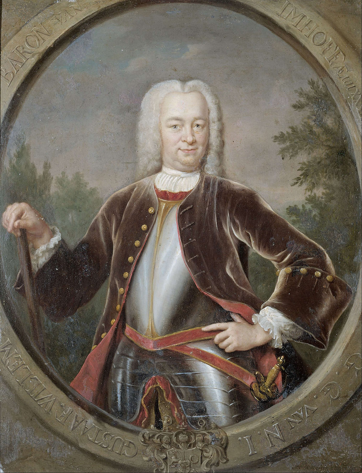 Gustaaf Willem Van Imhoff