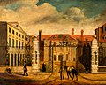 Guy's Hospital, London. Oil painting. Wellcome V0017215.jpg