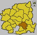 Gyeongbuk Yeongcheon map.png