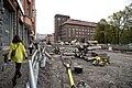 Hämeentie street renovation in Helsinki, Finland, 2020 October.jpg