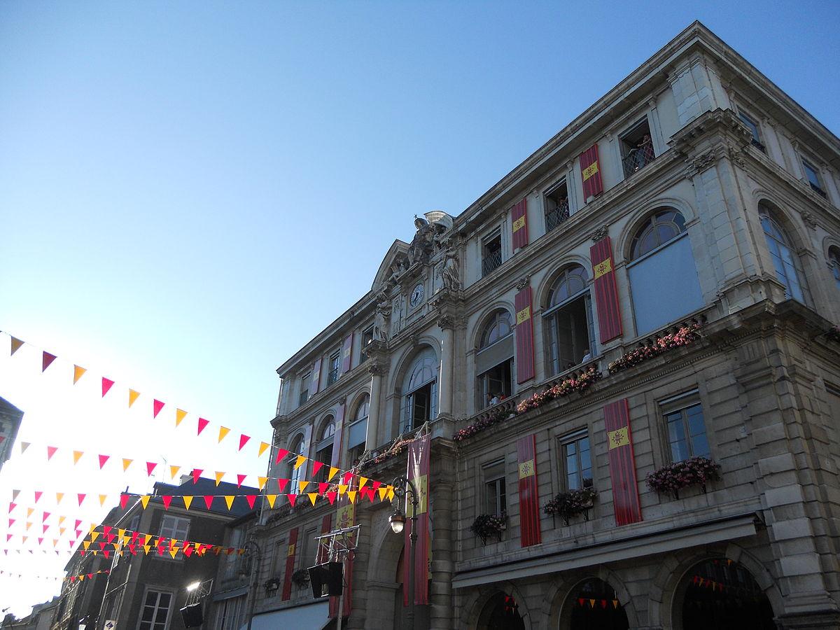 Hotel Pau Centre Ville