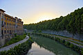 HDR sunset in Rome on tiber.jpg