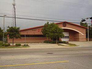 Denver Harbor, Houston - Fire Station 27