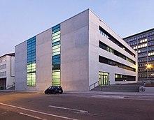 Hochschule f r technik stuttgart wikipedia for Fh stuttgart architektur