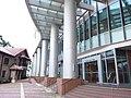 HKU 薄扶林 Pokfulam 香港大學 Centennial campus 百周年校園 Run Run Shaw Tower 逸夫教學樓 October 2018 SSG 03.jpg