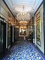 HK Admiralty Island Shangri-La Hotel lift lobby hall corridor interior Aug-2012.JPG
