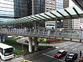 HK Central footbridge 中環 干諾道中 Connaught Road April-2012.JPG