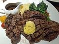 HK SW 上環 Sheung Wan 皇后大道西 24 Queen's Road West Lai Yan Lau shop Kon Fusion Restaurant & Bar diner food Pizza n Rib Eye Steak June 2020 SS2 20.jpg