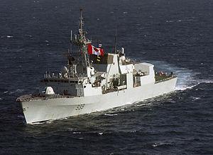 HMCS Toronto (FFH 333) - Image: HMCS Toronto (FFH 333) 3