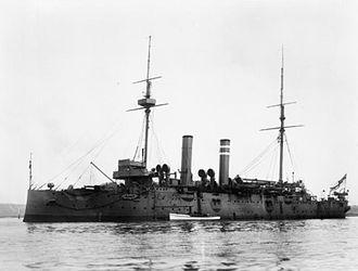 SM UB-43 - Image: HMS Grafton