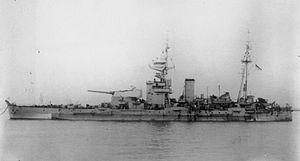 Roberts-class monitor - Image: HMS Roberts (F40)