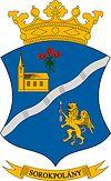 Huy hiệu của Sorokpolány