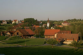 Village Hagenwil
