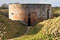 Hald slot brick tower Viborg Commune Denmark.jpg
