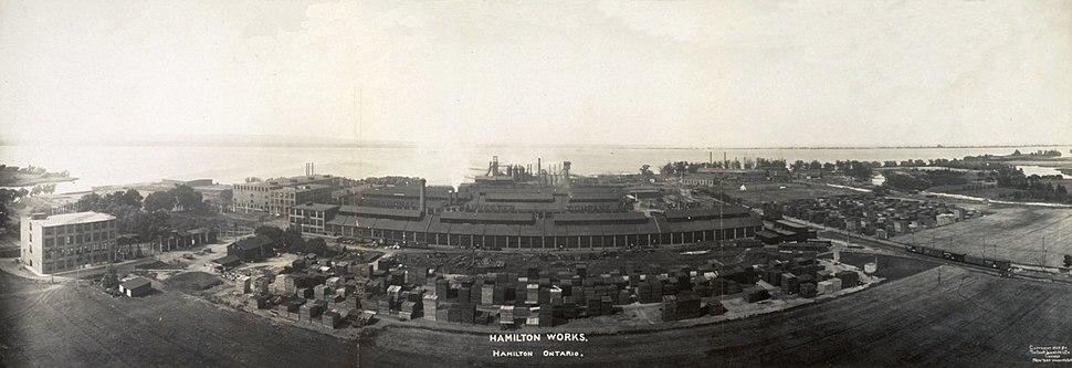Hamilton Ontario Plant c1907 LOC 6a23357u