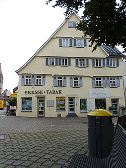 Epplestraße in Stuttgart