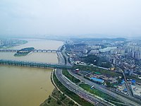 Hangang Railway Bridge, Seoul, Korea.jpg