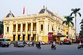 Hanoi opera house. Made as a copy of the Opera Garnier in Paris (22334215449).jpg