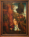 Hans Dürer - The Penitent St Jerome in a landscape.JPG