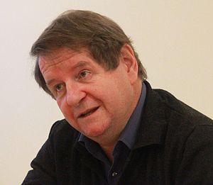 Schauspieler Hanspeter Müller-Drossaart