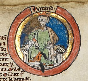 Harold Godwinson - MS Royal 14 B VI.jpg