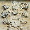 Haseldorf Wappen von Brockdorff 02.jpg