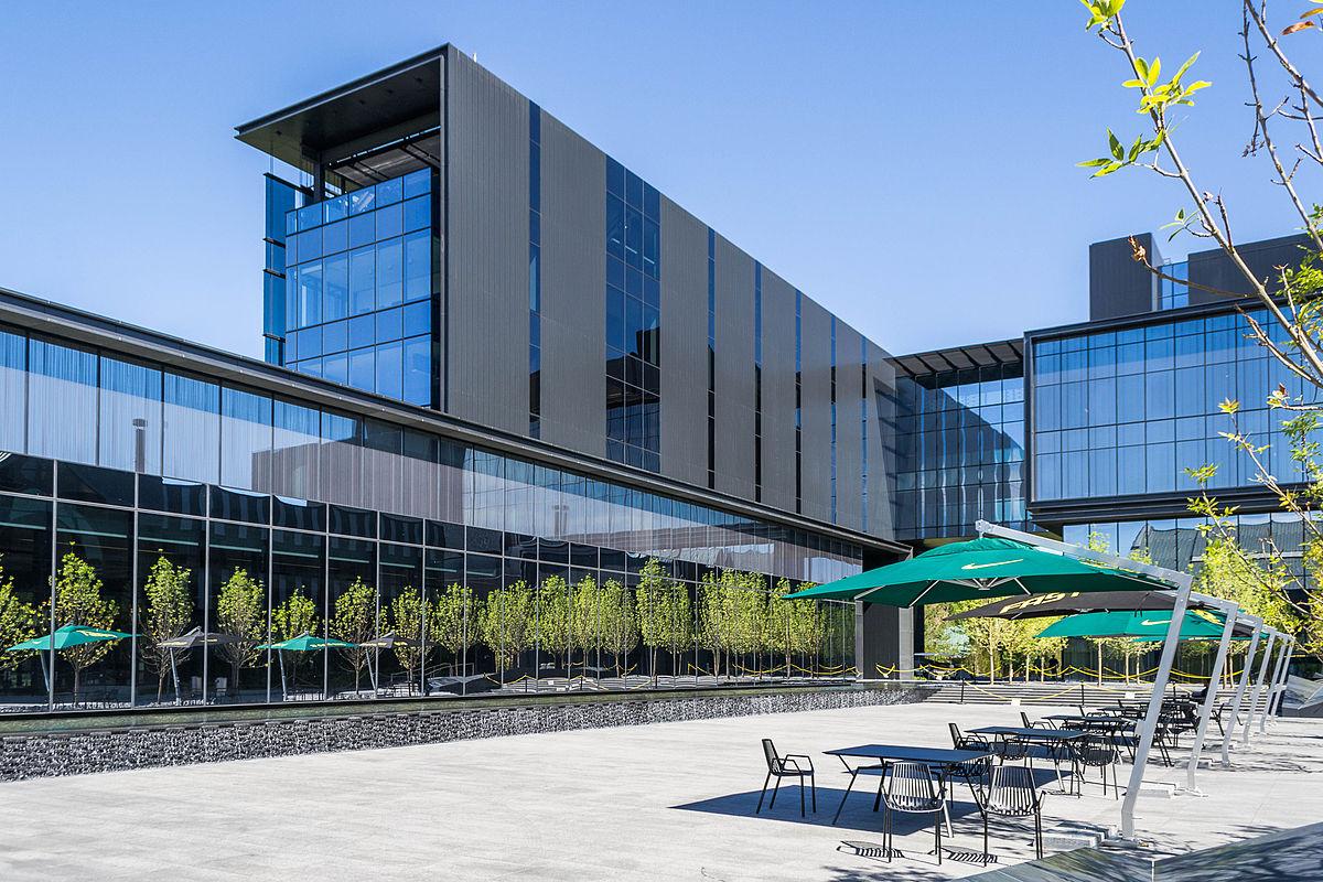 Hatfield dowlin complex wikipedia for Architects eugene oregon