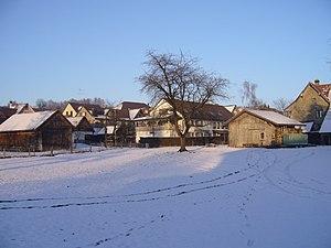 Thundorf, Switzerland - Thundorf village