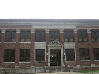 Haynesville, Louisiana - Haynesville Junior-Senior High School