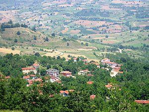 Villages of Turkey - Image: Hayriye inegol 001