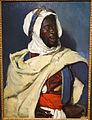 Head of an Algerian by Elizabeth Nourse, c. 1898, oil on canvas - New Britain Museum of American Art - DSC09476.JPG