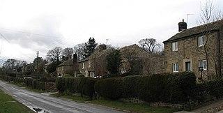 Healey, North Yorkshire Village and civil parish in North Yorkshire, England