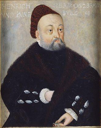 Henry the Middle, Duke of Brunswick-Lüneburg - Henry the Middle, Duke of Brunswick-Lüneburg
