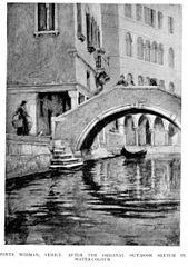 Ponte Widman Venice