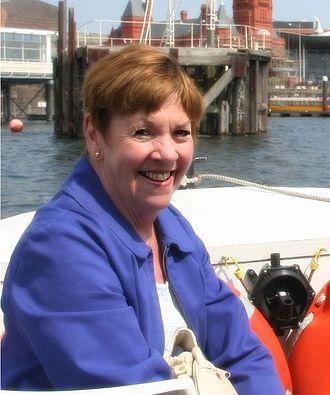 Helen Fraser (actress) - Fraser in 2011