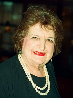 Helen Thomas American author and journalist