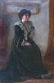Helena Arsène Darmesteter - Portrait of Hertha Ayrton.jpg