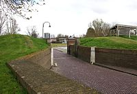 Hellevoetsluis - rijksmonument 21433 - Brielse Poort 20120331.jpg