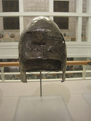 Helmet of Iron Gates - Helmet of Iron Gates.