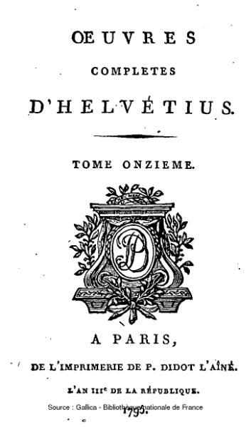 File:Helvétius - Œuvres complètes d'Helvétius, tome 11.djvu