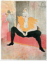 Henri de Toulouse-Lautrec - La Clownesse assise - Google Art Project.jpg