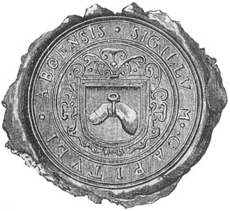 Evangelical Lutheran Church of Finland - The seal of the Diocese of Turku during the 16th and 17th centuries featured the finger of St Henry. The post-Reformation diocese included the relic of a pre-Reformation saint in its seal.
